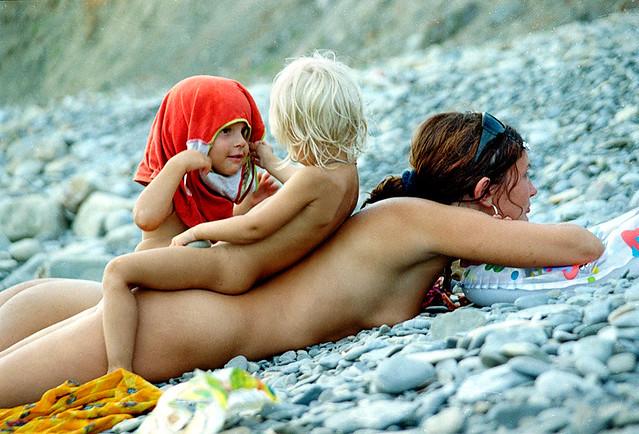 Nude summer pics