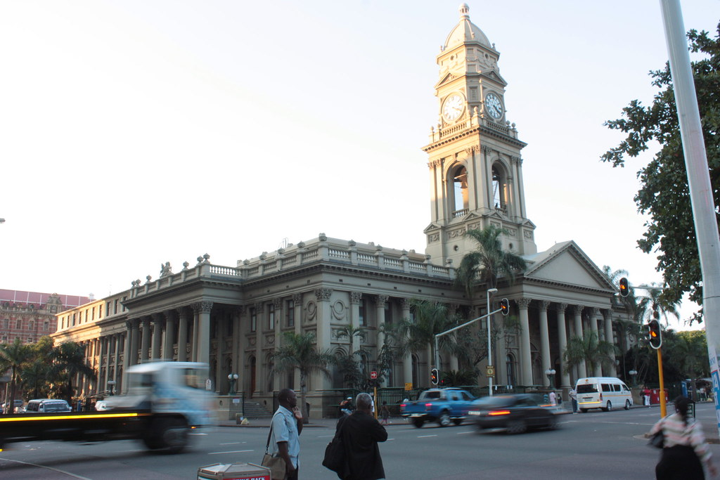 About It >> Durban Main Post Office | This building, situated in West
