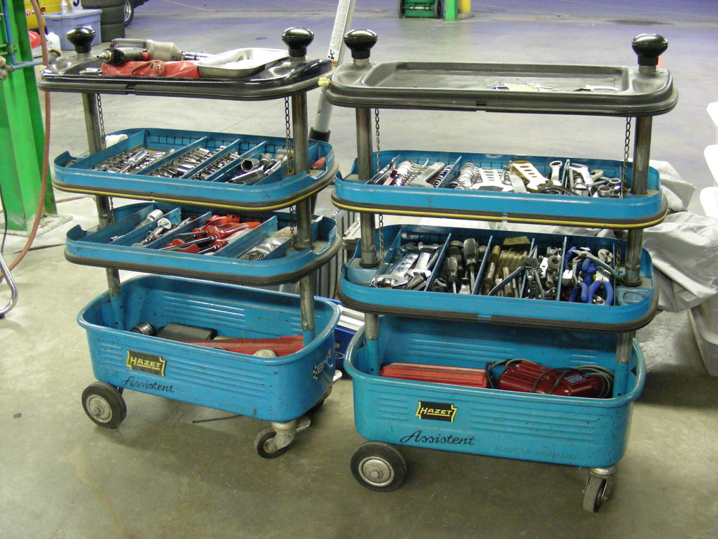 Hazet Tools Hazet Assistent Tool Boxes These Handy