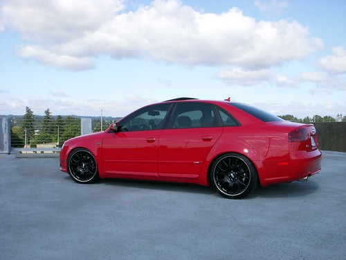 2007 Audi A4 On Bbs Ch Black Editions By Je