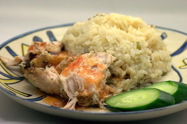 Singapore chicken rice | cookpad.com/recipe/307827 | Flickr - Photo ...