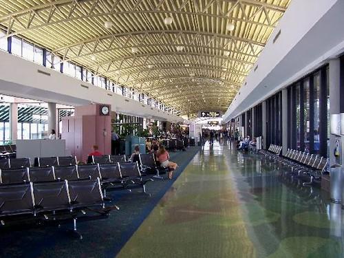 Inside Tampa International Airport More Than 20
