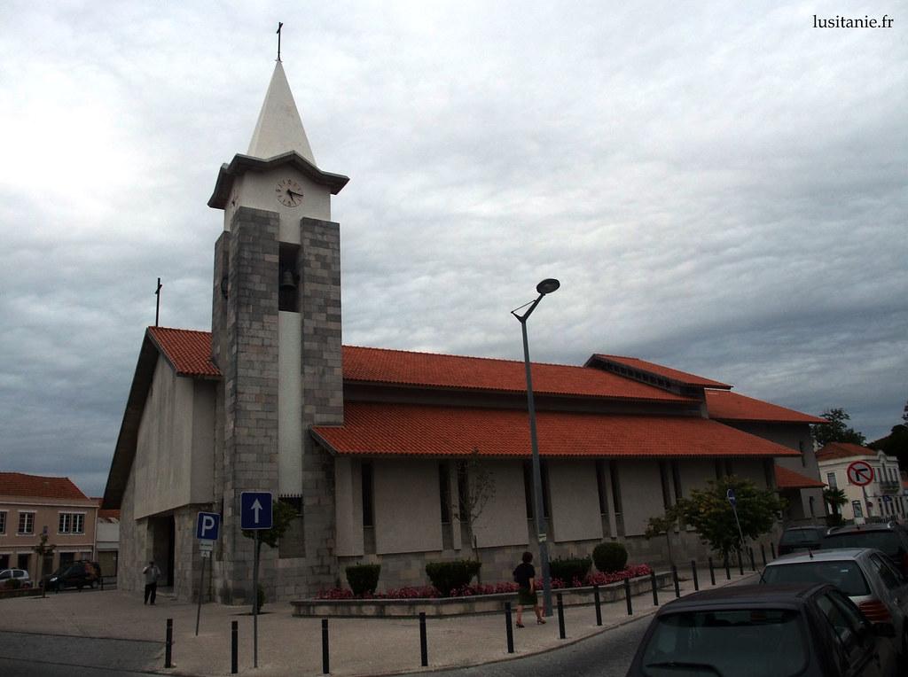 église à Marinha Grande