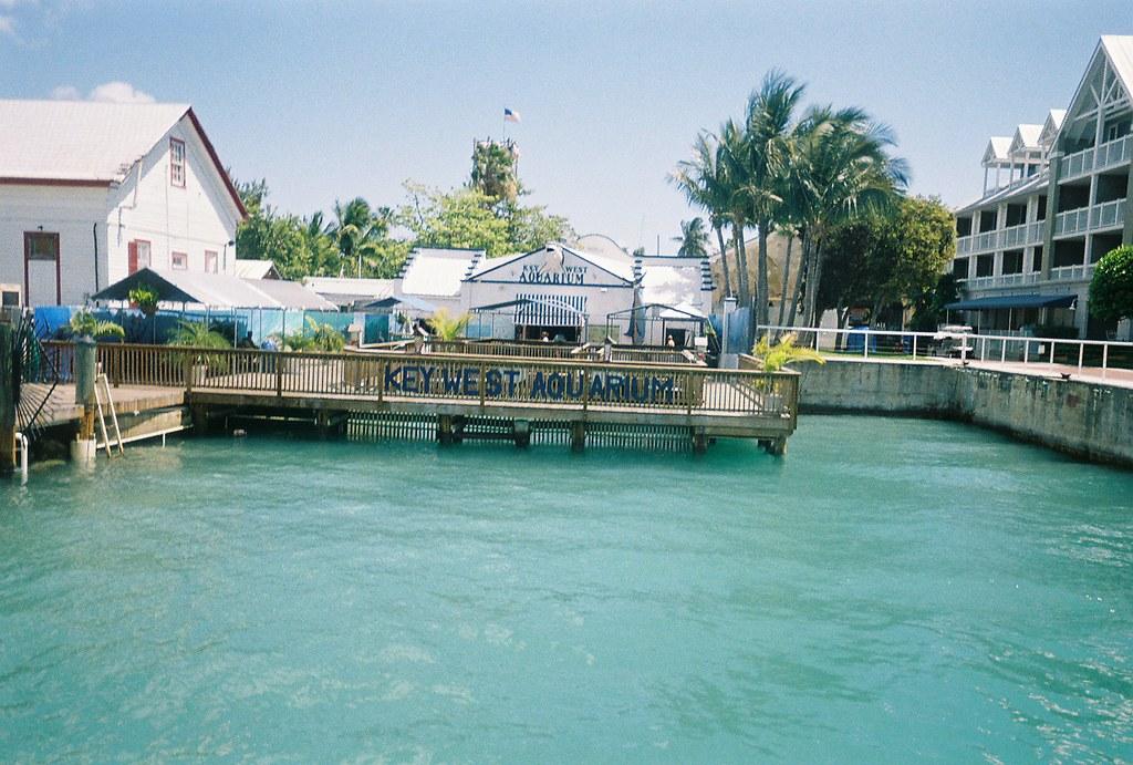 Key West Aquarium Ben Leann Flickr
