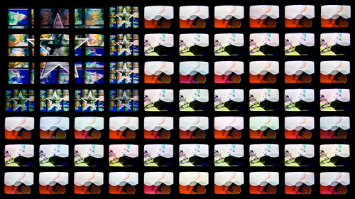 Video Flag by Nam June Paik | by Ukenaut