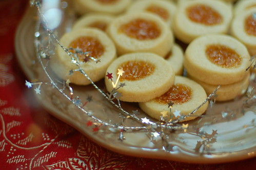 Sugar cookies with fig http://travelingmcmahans.wordpress.com/food-blogging/ | by Dana McMahan