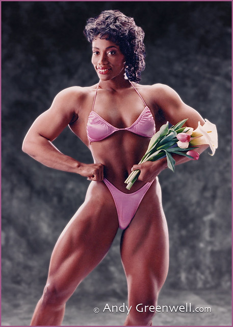 "lenda.murray.w | Body Builder Lenda Murray - in her ""off ..."