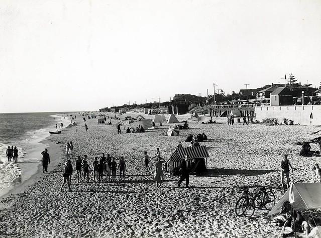 New Brighton State Beach Campground Santa Cruz California