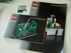 Moulding Machine - Exclusive - Instructions