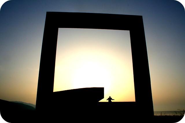 La finestra sul mare sicily opera contemporanea la for Finestra 4 tolmezzo
