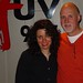 Lucy Kaplansky with John