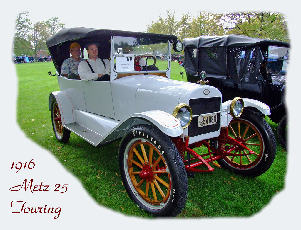1916 metz the 2006 old car festival at greenfield village flickr. Black Bedroom Furniture Sets. Home Design Ideas