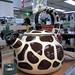 Giraffe teapot at Tokyu Hands