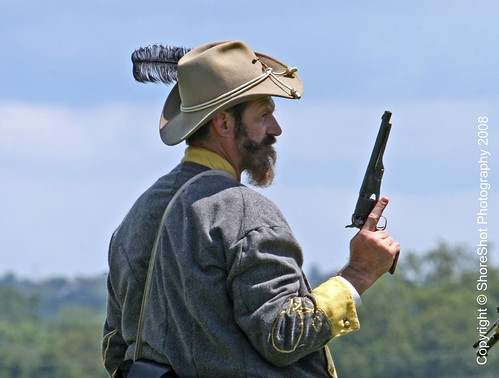 Confederate Cavalry Officer Flickr Photo Sharing