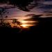sunset at Bandar Tasik Kesuma