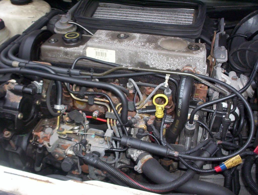 1998 Ford Mondeo Diesel Engine