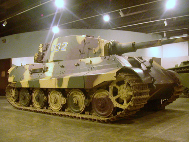 Panzerkampfwagen Vi Ausf B King Tiger Tiger Ii The Very Flickr