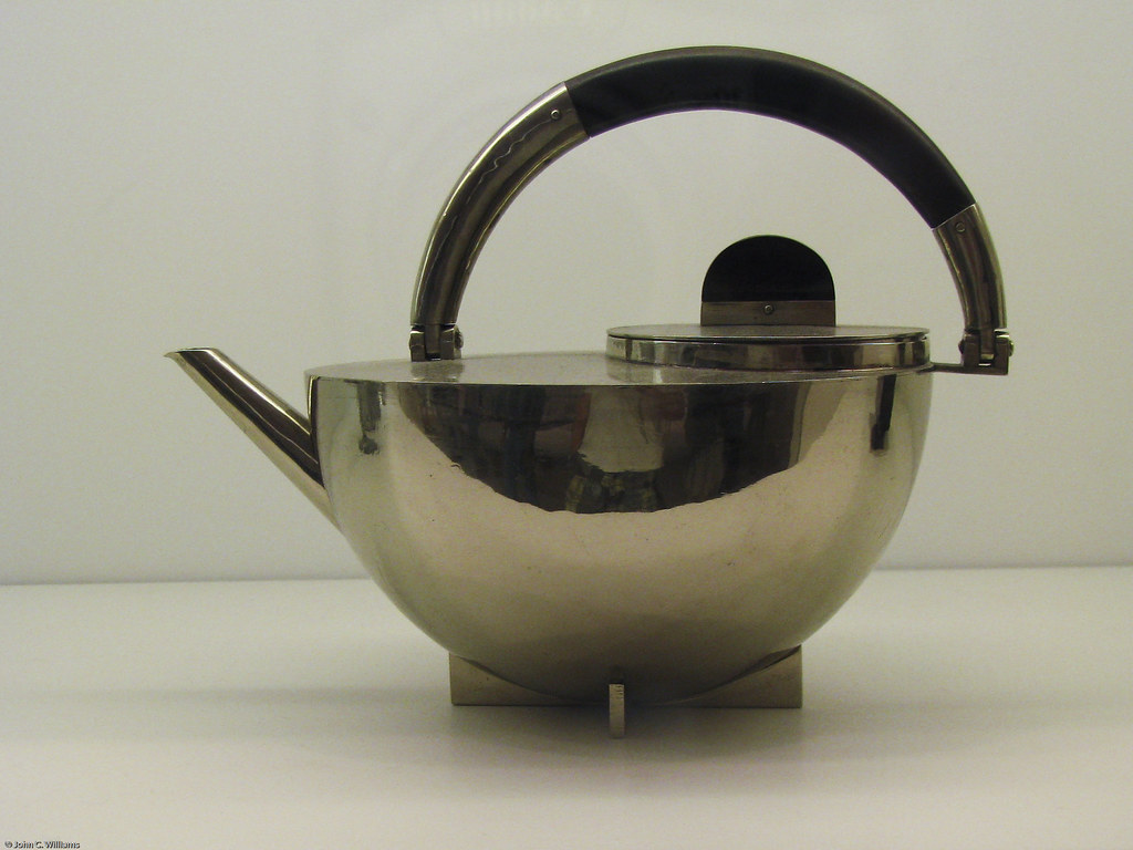 bauhaus teapot marianne brandt 1924 johnwilliamsphd. Black Bedroom Furniture Sets. Home Design Ideas