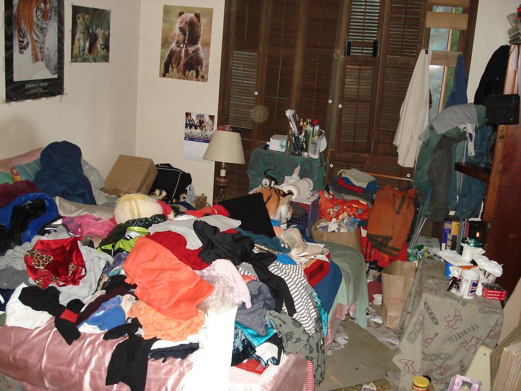 Hoarders House Bedroom Another Job Marina Del Rey