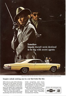 1966 Chevrolet Impala SS ad | by Mr. Beaverhousen
