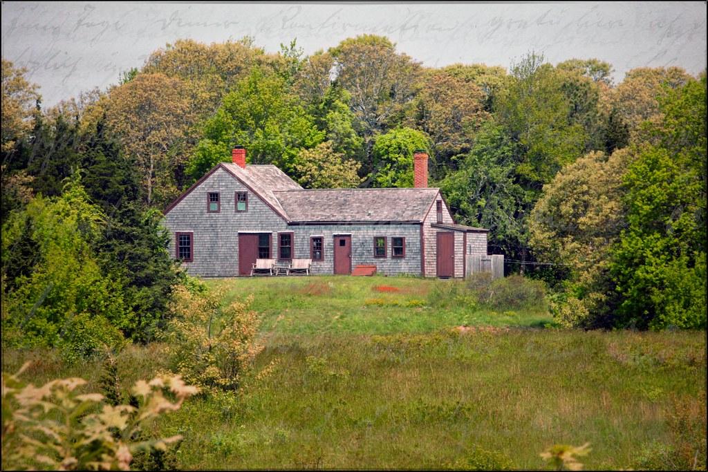 The House On Nauset Marsh Eastham Cape Cod The House