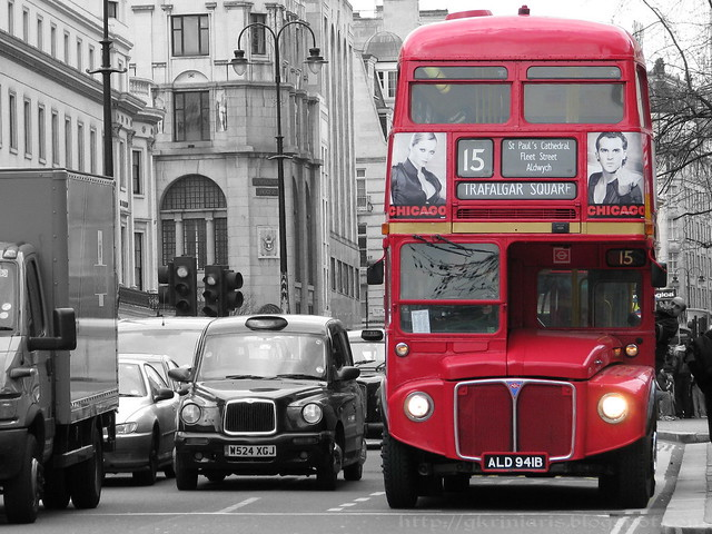 Old London Bus Stock Photos & Old London Bus Stock Images - Alamy