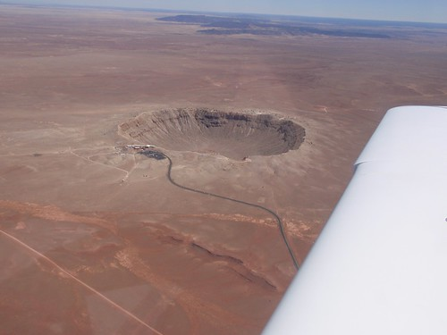 Meteor Crater | by twomets