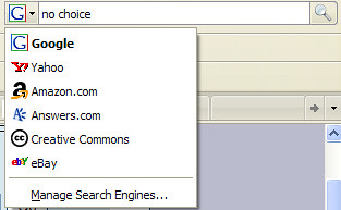 Firefox Search Box | by search-engine-land