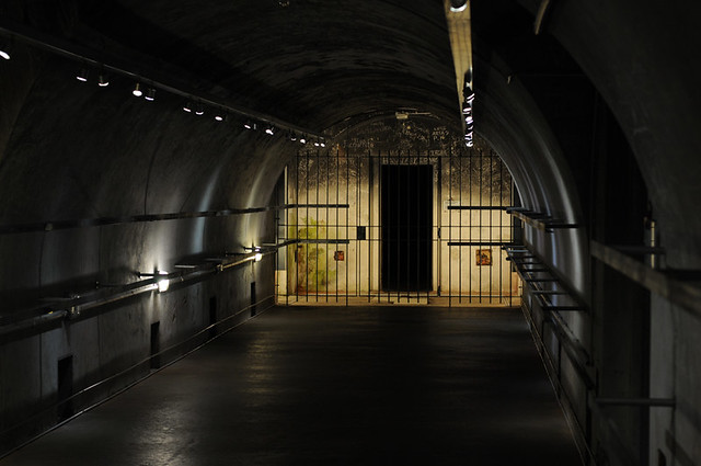 Bunker Tunnel System Map: Platterhof-Gästehaus Bunker