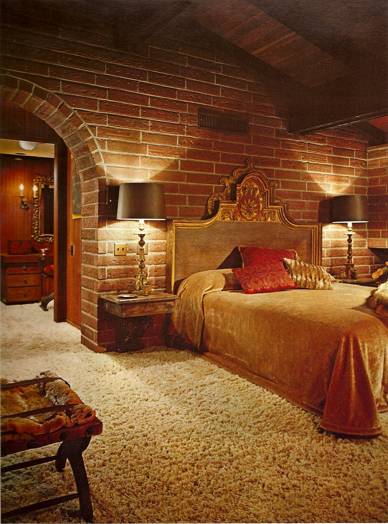 70s inspired bedroom 1970s architectural digest bedroom kitsch flickr 10013