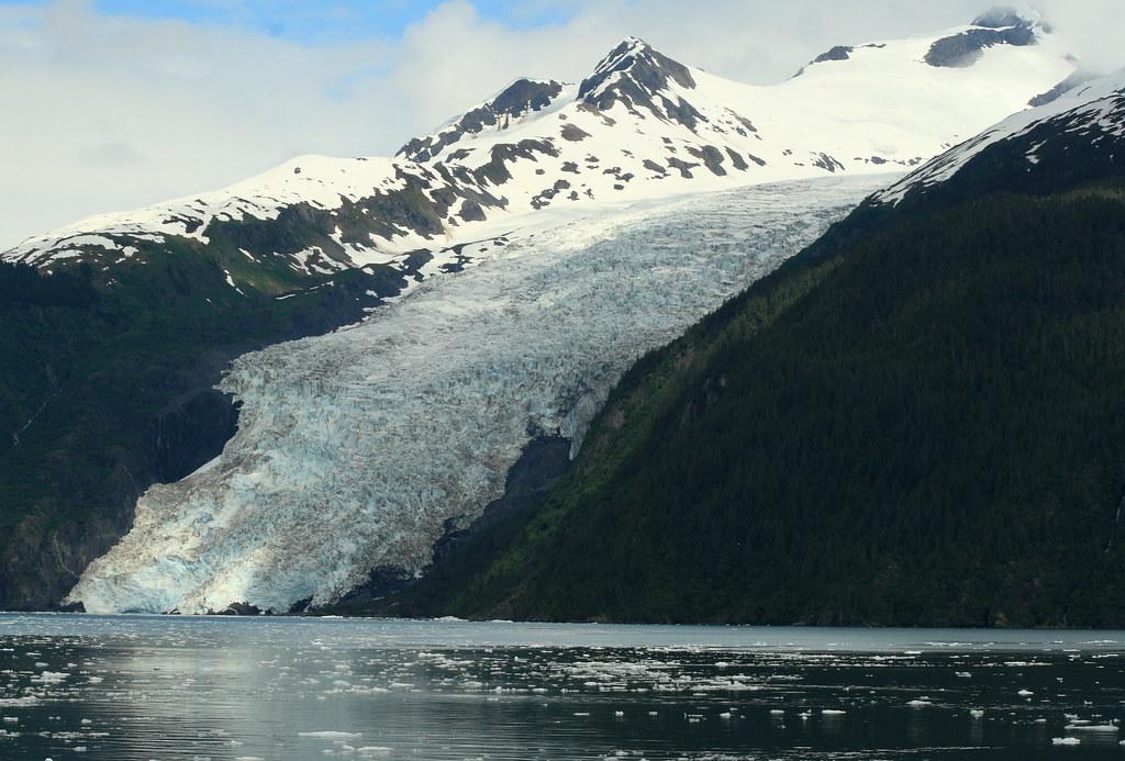 Coxe Glacier Barry Arm Prince William Sound Alaska Flickr