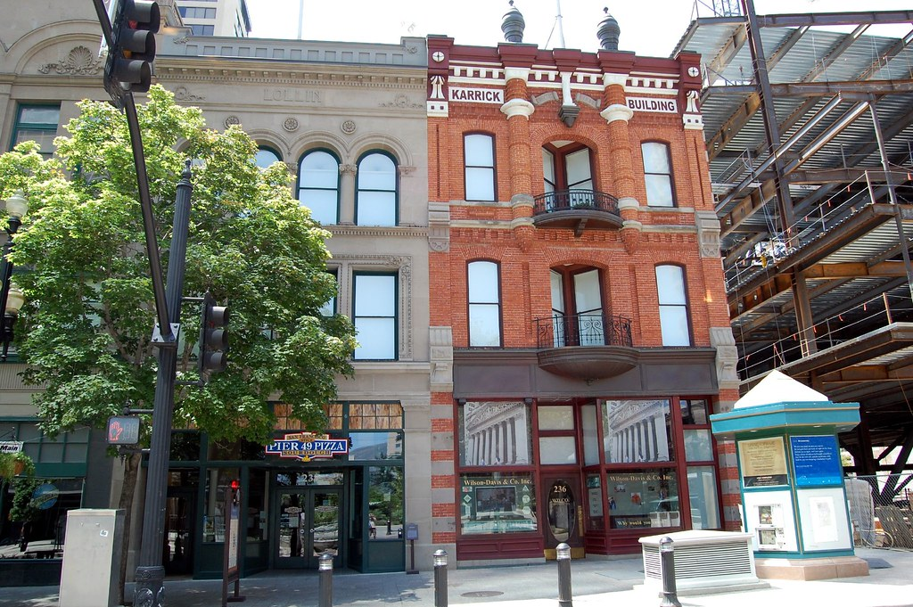 Karrick Building Salt Lake City