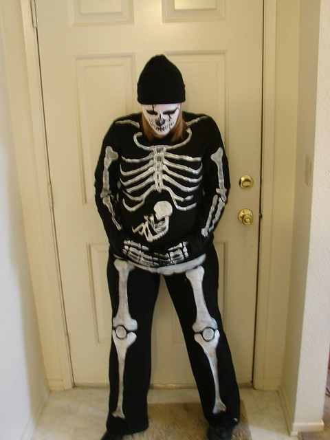 ... Melissau0027s [Pregnant] Skeleton Costume | by lilraindrops : skeleton costume pregnant  - Germanpascual.Com