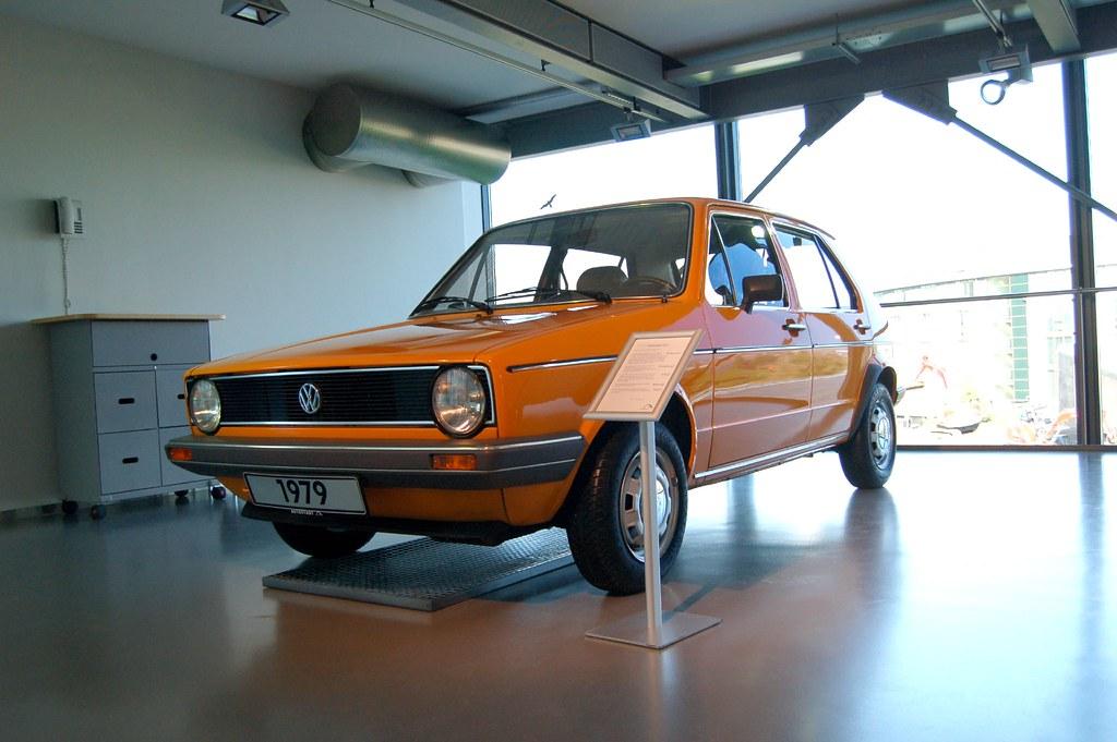1979 Vw Rabbit Golf Zeithaus At The Volkswagen