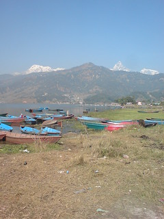 Pokhara - Lake | by Deadly Knitshade