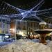 Place Jean Marcellin sous 80 cm de neige