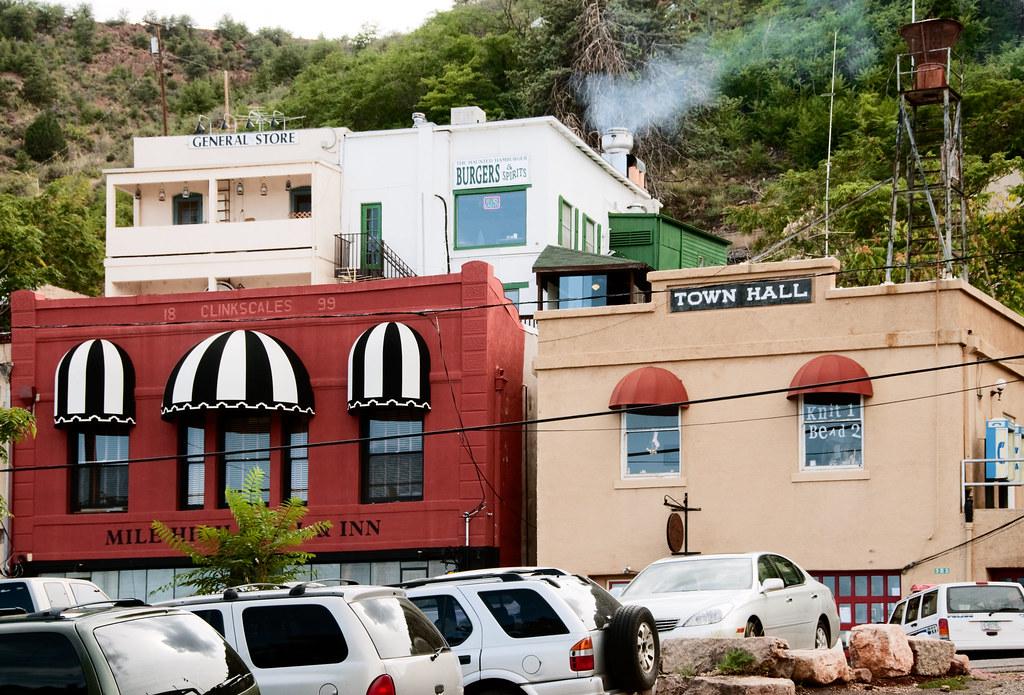 The main street of Jerome, Arizona | Smithsonian Photo