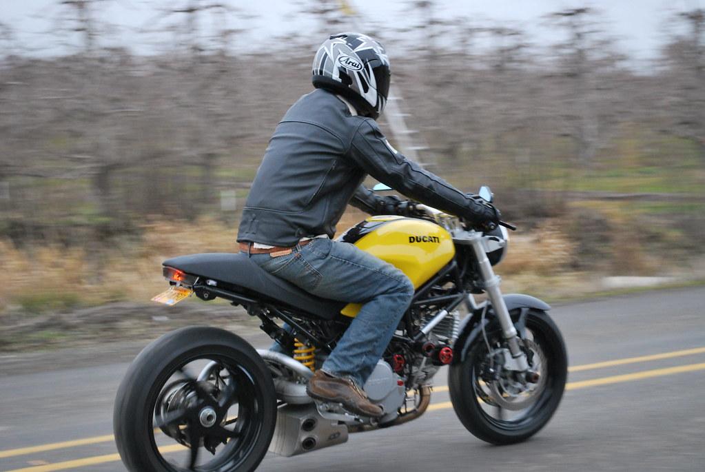 Ducati Monster R