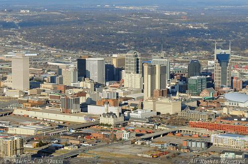 Nashville Tennessee Skyline Flickr Photo Sharing