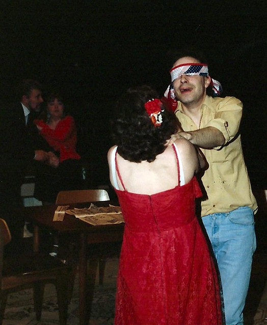 Masque Theatre's Production Of