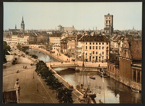 [General view, Copenhagen, Denmark] (LOC) | by The Library of Congress