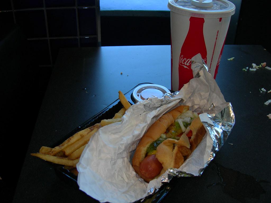 Hot Dog Frites