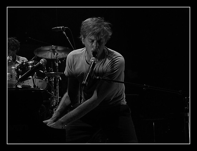 Andrew Mcmahon Tour Review