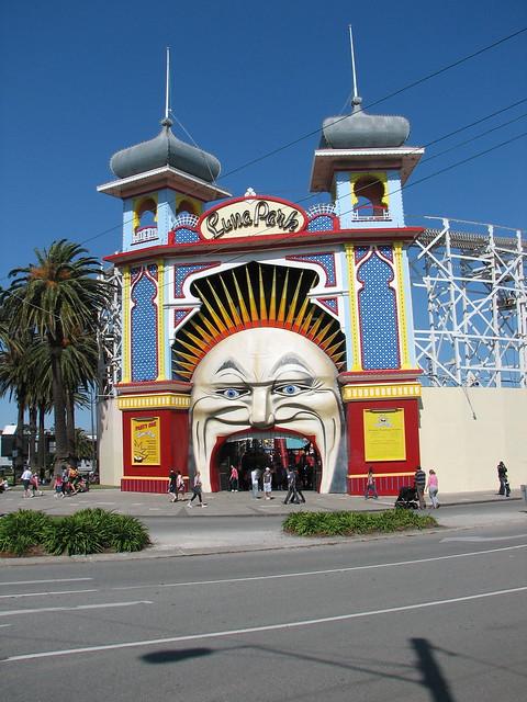 Luna park st kilda beach explore lindsay evans 39 photos for Puerta 7 luna park