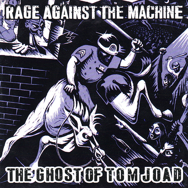 rage against the machine now
