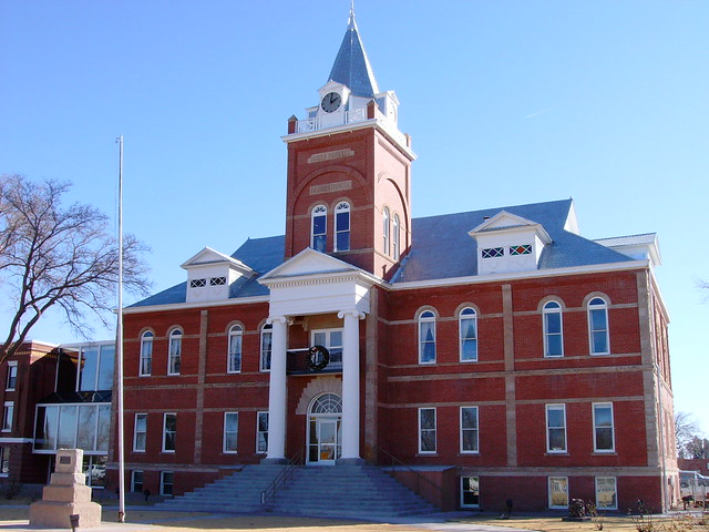 Luna County Courthouse...