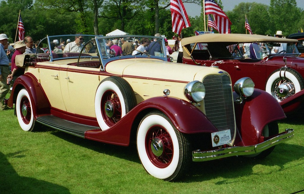 All Car Company >> 1934 Lincoln KB dual cowl phaeton | Richard Spiegelman | Flickr