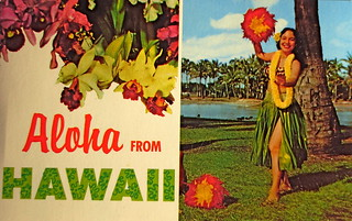 Aloha from Hawaii postcard | by Smaddy