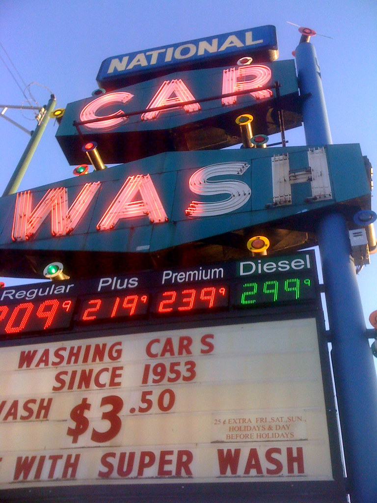 Car Wash St Marys Ga