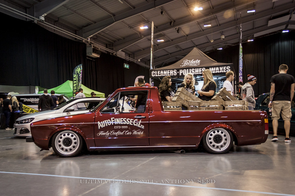 Ud Indoors Auto Finesse Vw Caddy Anthony Seed Flickr